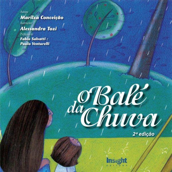 O balé da chuva – 2ª Edição